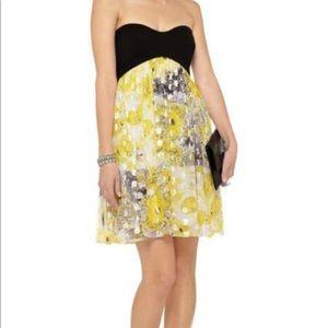 Diane von Furstenberg Asti Metallic Dot Dress